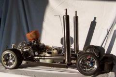 FG AMG Racing Truck 1:5 ohne Karosserie